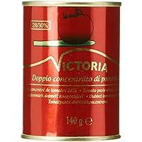 Victoria Concentré de Tomates Pack de 2 Boîtes x 140 g