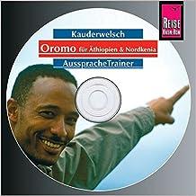 Reise Know-How Kauderwelsch AusspracheTrainer Oromo für Äthiopien (Audio-CD): Kauderwelsch-CD