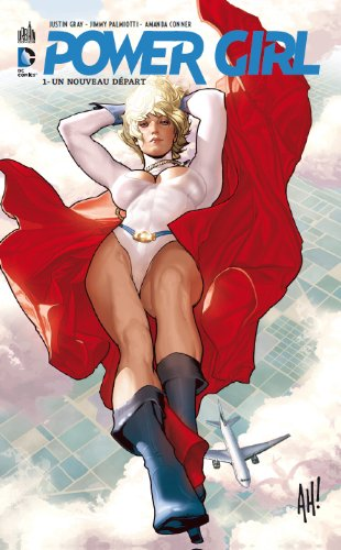 Powergirl tome 1