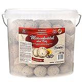 Fidelio Lot de 100 Boules de Graisse sans Filet 10 kg