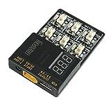 Verbesserte 1S LiPo LiHV Ladeplatine für Blade Inductrix Winzige Whoop Micro JST 1,25 und JST-PH 2,0 1S LiPo Batterie mit JST und Micro Losi Kabel