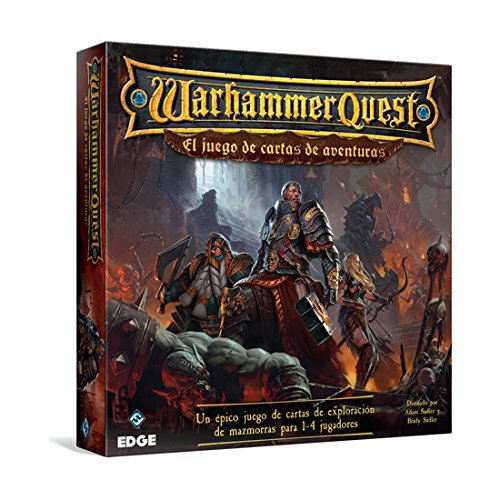 Warhammer Quest. El juego de cartas de aventuras