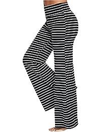 4193ce9888221 Reaso Femme Pantalon de Sport Pantalon Longue Leggings Sport Impressions de  chats Mode Fashion Lâche Fitness