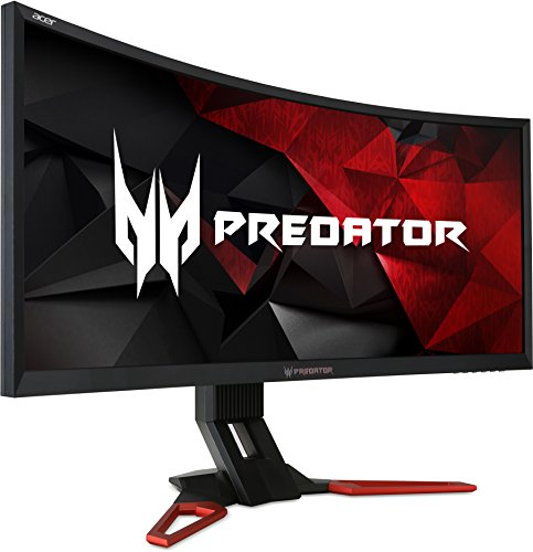 Acer Predator Z35 – 35″ – Ultrawide Curved Monitor - 2