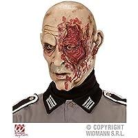 Maschera completa Zombie Generale nel Guerra mondiale / Halloween /
