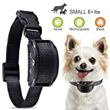 Best Dog Bark Collars - 2018 Upgraded Rechargeable Dog Bark Collar and Anti-Barking Review
