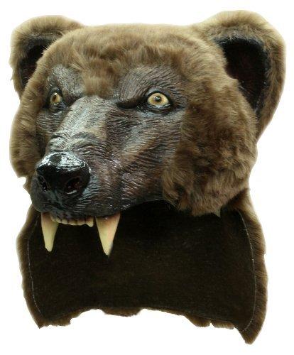 Braunbär Maske - Generique - Braunbär-Maske für