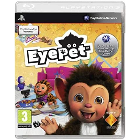 EyePet solus (PS3) [Importación Inglesa]