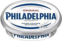 Philadelphia Frischkäse Original Doppelrahmstufe, 175g