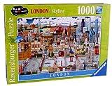 Ravensburger London Skyline - Puzle (1000 piezas), diseño de edificios de Londres