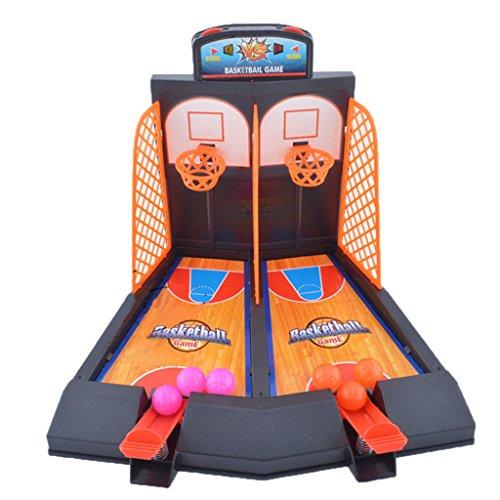 Familie Spaß Brettspiel Spielzeug Mini-Basketball Shooting Spiel Fingerspiel Für Kinder