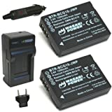 Wasabi Power Battery (2-Pack) and Charge...