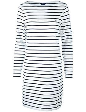 Gant Breton Boatneck Dress, Vestido para Mujer