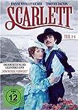 Scarlett, Teil 1-4 [2 DVDs] - Alexandra Ripley