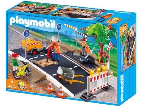 Playmobil 4047 - Equipo de Obras