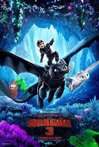 Cómo Entrenar A Tu Dragón 3 (4K UHD + BD) [Blu-ray]