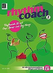 Rhythm Coach 2 mit CD: Der neue Pocket-Trainer für Überall und Jederzeit - ohne Instrument