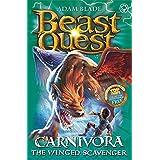 Carnivora the Winged Scavenger: Book 42
