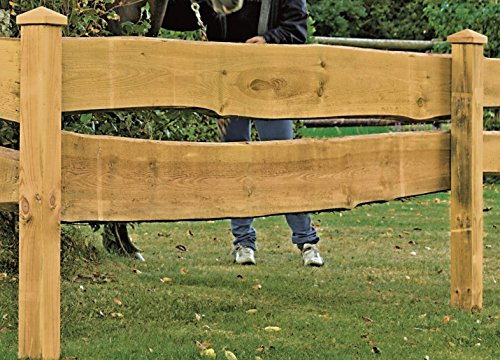 Rangerzaun-Bohle Bonanzazaun L250 cm
