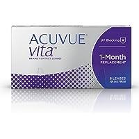 Acuvue Kontaktlinsen Vita Monatslinsen weich, 6 Stück / BC 8.4 mm / DIA 14.0 mm / -2.5 Dioptrien