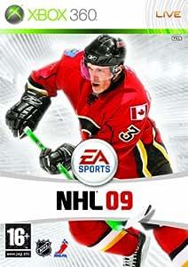 NHL 09 (Xbox 360): Amazon.co.uk: PC & Video Games