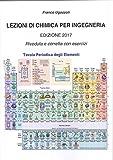 Lezioni di chimica per ingegneria - Edizione 2015
