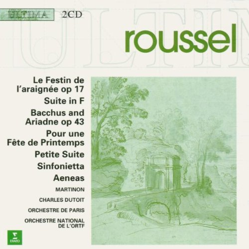 Le Festin De L'Araignée;Suite In F;Bacchus & Ariadne;Pour Une Fête De Printemps...