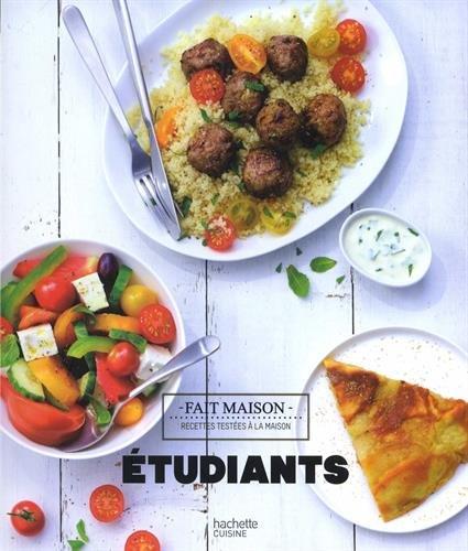 Etudiants: Recettes gourmandes testes dans une kitchenette