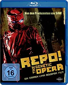 Repo! - The Genetic Opera  (OmU) [Blu-ray]
