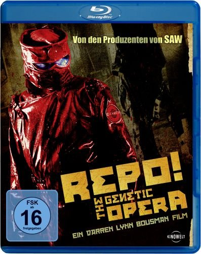 Repo! - The Genetic Opera (OmU) [Blu-ray]