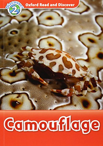 Oxford Read and Discover 2. Camouflage Audio CD Pack