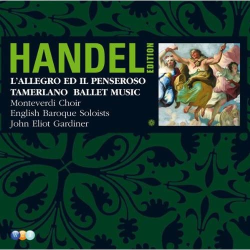 """L'Allegro, il Penseroso ed il Moderato, HWV 55, Part 2: """"But let my due feet never fail"""" (Soprano I)"""