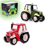 "Puckator Spardose ""Traktor"" (Rot)"