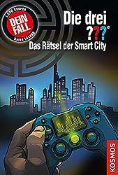 Die drei ??? Das Rätsel der Smart City: Dein Fall!