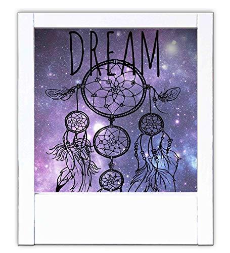 Lámpara blanca atrapasueños Dream