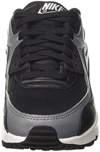Nike 325213, Scarpe da Ginnastica Donna Nero (Black/Black/Cool Grey/Black/White)