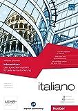 interaktive sprachreise intensivkurs italiano: das sprachlernsystem für jede lernanforderung / Paket: 1 DVD-ROM + 2 Audio-CDs + 2 Textbücher -