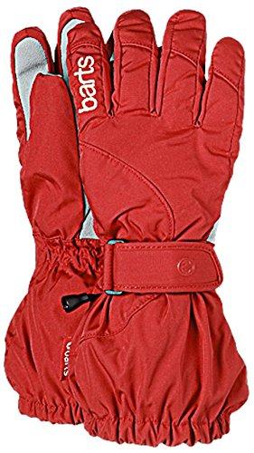 Barts Jungen Handschuhe Rot (Rot) 5