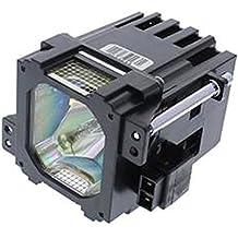 Recambio de lámpara para proyector BHL-5009-S encaja con JVC DLA-HD1 / DLA-RS1 / DLA-RS1U / DLA-HD100 / DLA-HD1-BE / DLA-HD1-BU / DLA-HD1WE / DLA-RS1X / DLA-RS2 / DLA-RS2U ; Pioneer ELITE PRO-FPJ1 proyectores