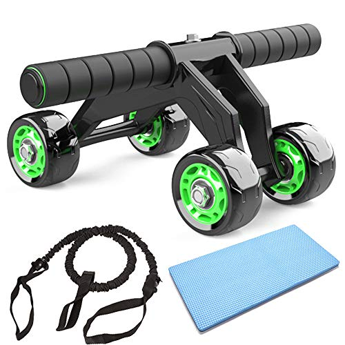 AB Roller Abdominal Trainer, JuguHoovi Abdominal Roller Ab-Wheel Abdominal...
