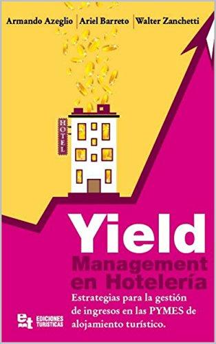 Hoteles: Yield Management en hotelería