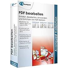 PDF bearbeiten - Avanquest Kollektion