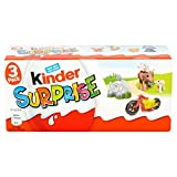 Kinder Surprise Eggs 3 pro Packung