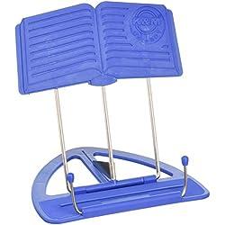 Konig y Meyer 12450–001–54–Atril de mesa para soporte–azul