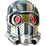 Lord Helmet Full Adult Mask Halloween Cosplay Costume Toys Props Deluex Glow Glass Rubber Plastic Version