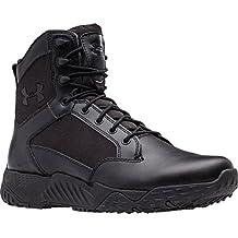 Under Armour 1268951- Zapatillas de Senderismo Negro Black 001 a92b91297eb60