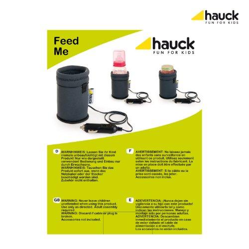 Hauck Feed Me Chauffe-Biberon Gris