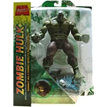 Marvel Select: Zombie Hulk Action Figure 8.5""