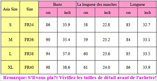SUNNOW Femmes Pull Tricot Mini Sexy Robe Col V Manches Longues Dentelle Casual Bodycon Noir