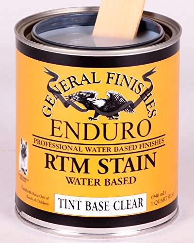 general-finishes-water-based-rtm-stain-tint-base-clear-quart-by-general-finishes